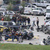 Neun Tote nach Gefecht zwischen Gangs in Texas