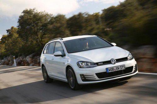 Die Bestseller in Europa: VW Golf und der Ford Fiesta. Foto: werk