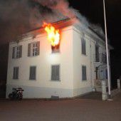 CH: Feueralarm im Hells-Angels-Clubheim