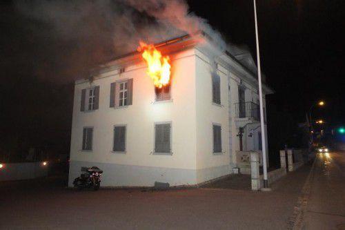 Bei dem Brand entstand im Mai hoher Schaden.