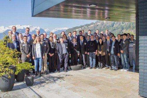 Die Experten und Entscheider kamen aus 14 verschiedenen Ländern Europas, Nordamerikas, Asiens und Afrikas.  Foto: Bachmann