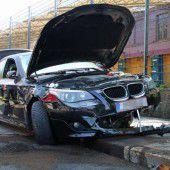 Urteil nach Unfall bei Hochzeitsausfahrt