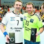 Ein Hauch der großen Handballwelt