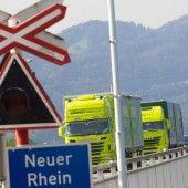 Rheinbrücke wird komplett gesperrt