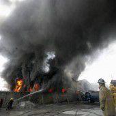 Fabriksbrand in Manila fordert zahlreiche Opfer