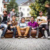 Junge Talente und eingespielte Rockbands