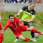 Der FC Bizau triumphiert über die Rothosen