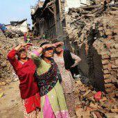 Schwerste Katastrophe in Nepals Geschichte