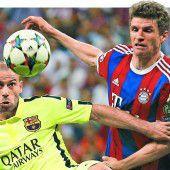 Champions-League-Aus des FC Bayern trotz Heimsieg