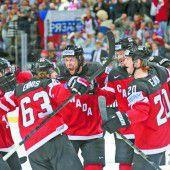 6:1! Gold für Team Kanada