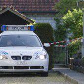 Fünf Tote bei Bluttat  im Kanton Aargau