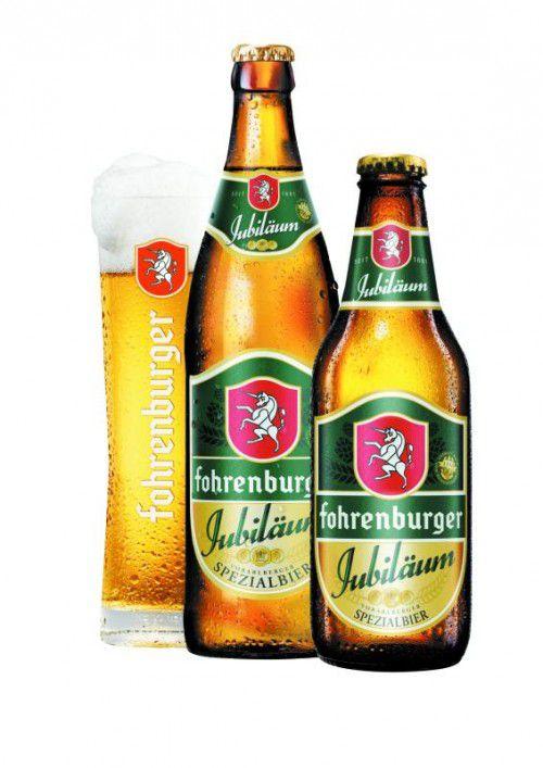 Ein würziges Bier, hergestellt aus besten Zutaten. Foto: Fohrenburg