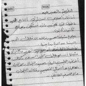 Osama bin Ladens Papiere