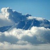 Vulkan Calbuco bleibt aktiv