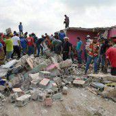 Schwere Unwetter in Mexiko und den USA
