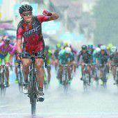 Contador baut Führung aus