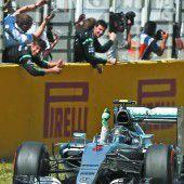 Rosberg hat den Bann gebrochen