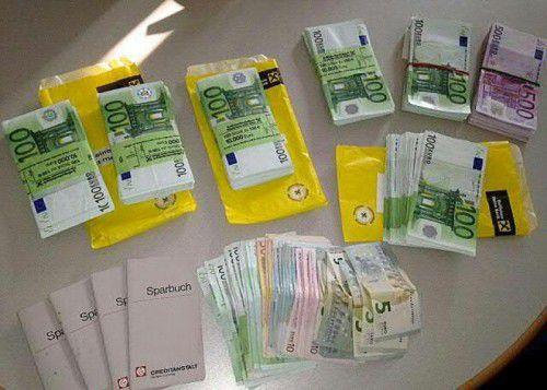Es wurde ein Vermögen im Wert von umgerechnet rund 8,9 Millionen Euro sichergestellt. FOTO: APA