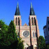 19.30 Uhrherz-jesu-kirche, bregenz