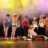 Buntes Programm bei den 29. Dornbirner Schultheatertagen im Kulturhaus