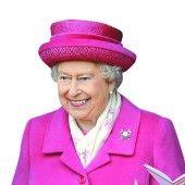 Queen besucht ihre Urenkelin