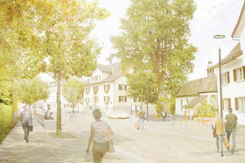 Die neue Verkehrsführung in Hohenems sorgt teils noch für Verwirrung, werde sich aber mit den jetzt beginnenden gestalterischen Arbeiten in der Innenstadt erklären, so die Stadtplaner. Brücken und Unterführungen sollen die getrennten Stadtteile (Bahn, Emsbach) wieder vernetzen.