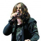 Ozzy Osbourne beschenkt Band