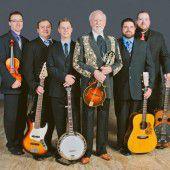 Bluegrassmusik am See