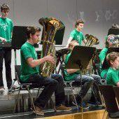 Jugendblasorchester-Wettbewerb
