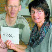 Spende für Familie in Not