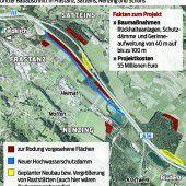 Hochwasserschutzprojekt Ill muss sich UVP stellen