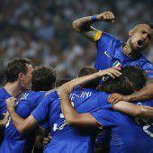 Juventus im CL-Endspiel