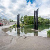 Kunst, Natur, Technik: Galerie im Kies präsentiert den französischen Bildhauer Christian Lapie