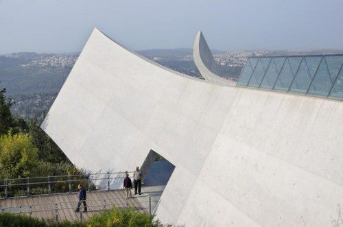 Gedenkstätte Yad Vashem.