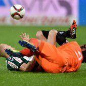 WAC-Niederlage spielt Altach in die Tasche