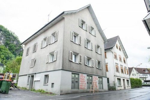 Haus Harrachgasse 5 in Hohenems.