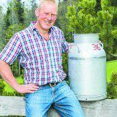 Ein Bregenzerwälder Milchbauer auf der Suche nach seiner Herzdame