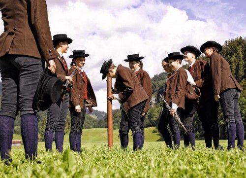 Im Bregenzerwald gibt es zwölf neue Rundwege, die die regionalen Besonderheiten vermitteln. Foto: Bereuter