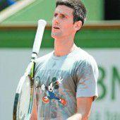 Djokovic fehlt nur der Titel in Paris