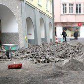 Neuer Glanz für Altstadt