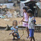 Aufwachsen in den Armenvierteln