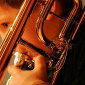 Junge Blasmusiktalente