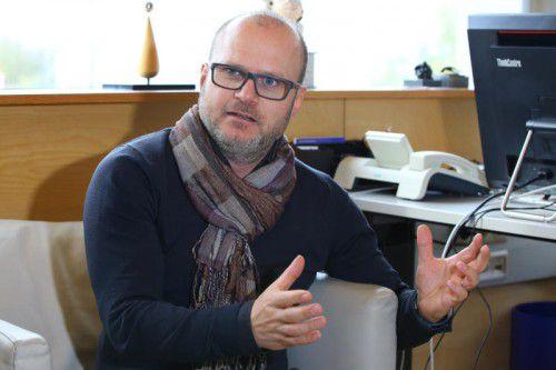Interview Gerhard Stübe; Samstagsinterview;