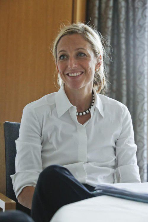 Interview mit US-Botschafterin Alexa Wesner