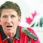 Mike Babcock unterschrieb bei den Maple Leafs