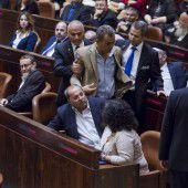 Israels Regierung nahm Arbeit auf