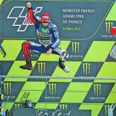 Lorenzo im Yamaha-Duell vor Rossi