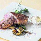Entrecôte vom Lustenauer Beef