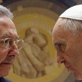 Kubas Staatschef ist vom Papst begeistert