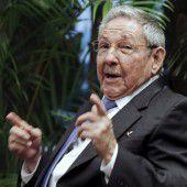 USA streichen Kuba von der Terrorliste